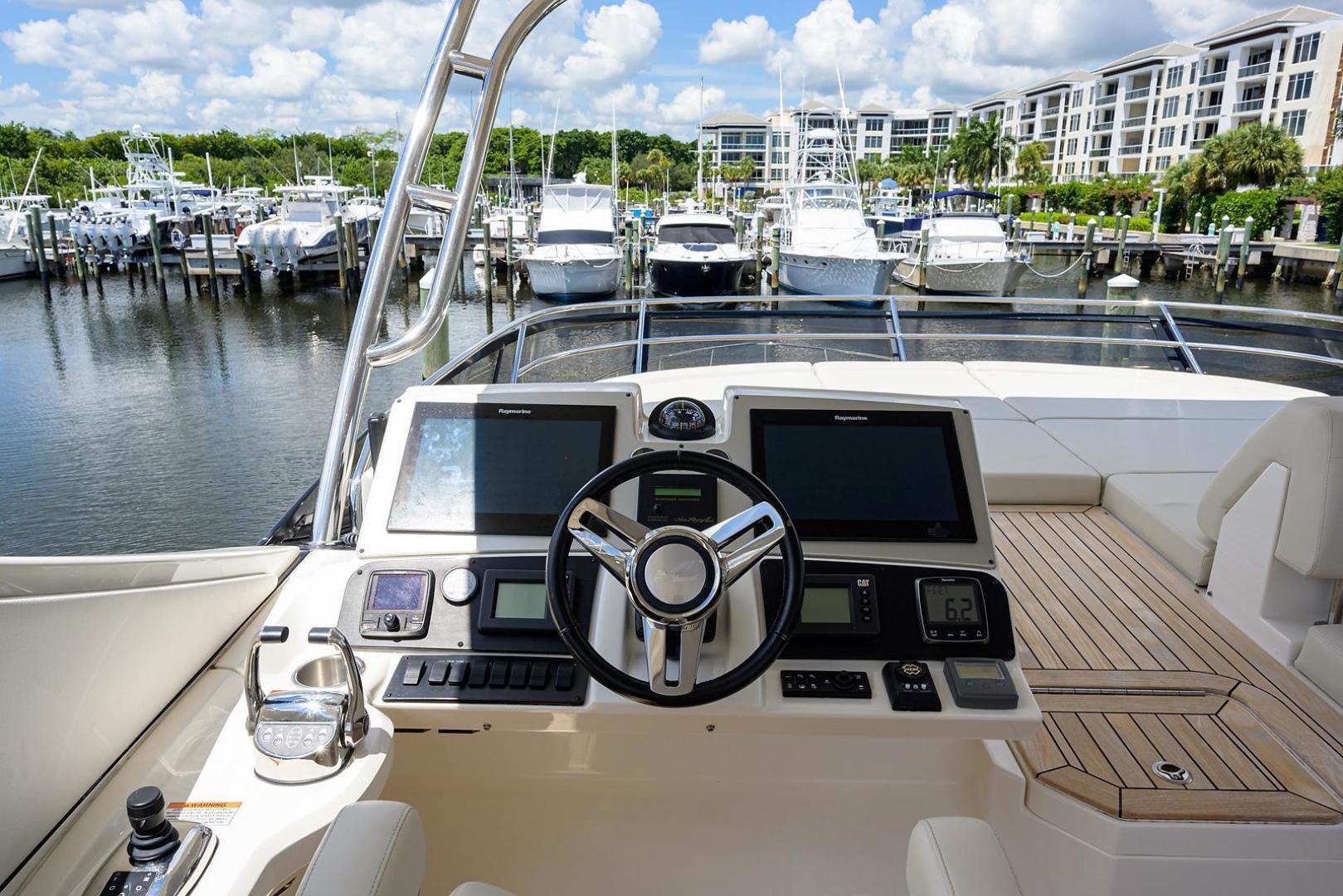 Sea Ray-L650 Fly 2015-KNOT ON CALL Juno Beach-Florida-United States-1476374 | Thumbnail