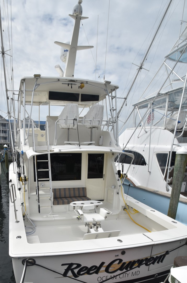 Viking-50 Convertible w/ Mezzanine 1996-Reel Current Ocean City-Maryland-United States-1476234 | Thumbnail