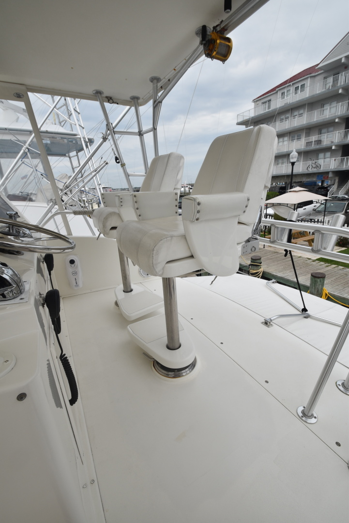 Viking-50 Convertible w/ Mezzanine 1996-Reel Current Ocean City-Maryland-United States-1476245 | Thumbnail