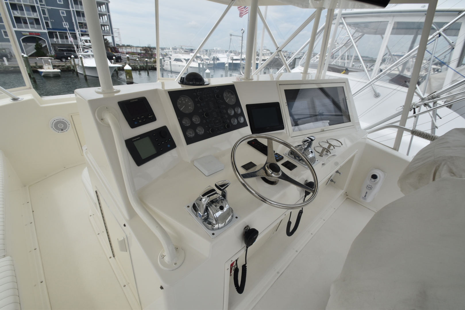 Viking-50 Convertible w/ Mezzanine 1996-Reel Current Ocean City-Maryland-United States-1476244 | Thumbnail