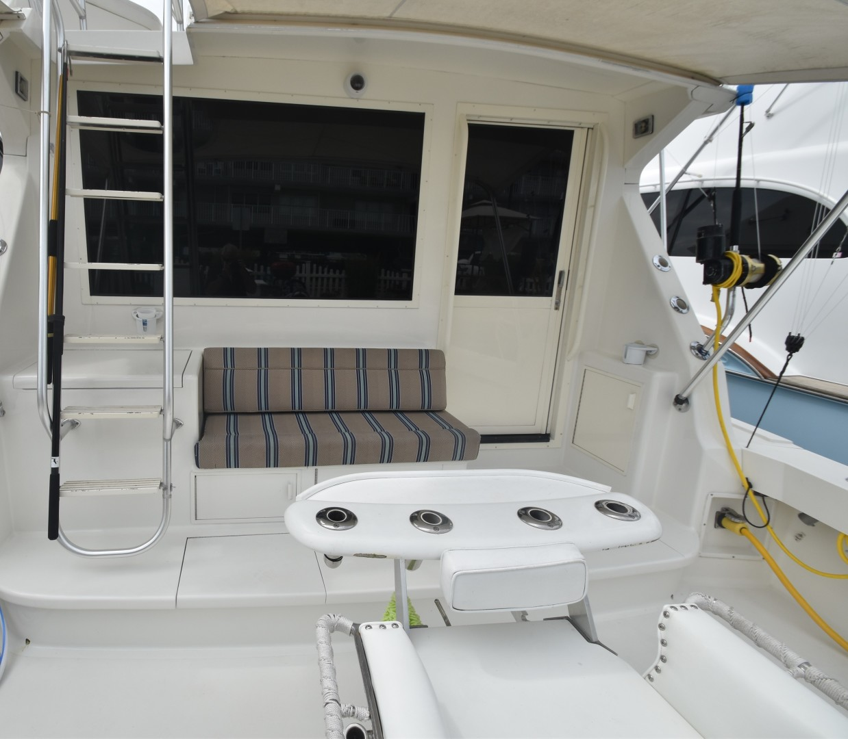 Viking-50 Convertible w/ Mezzanine 1996-Reel Current Ocean City-Maryland-United States-1476235 | Thumbnail