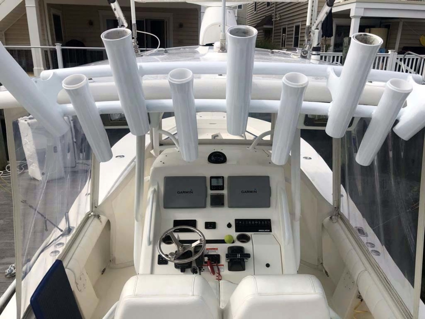 Regulator-Center Console 2011-Remedy Sea Isle-New Jersey-United States-Helm and Rocket Launchers-1479088   Thumbnail