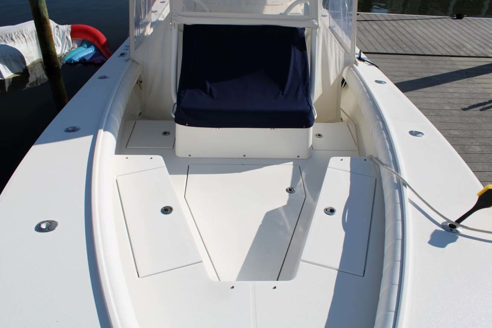 Regulator-Center Console 2011-Remedy Sea Isle-New Jersey-United States-Bow Looking Aft-1476450 | Thumbnail