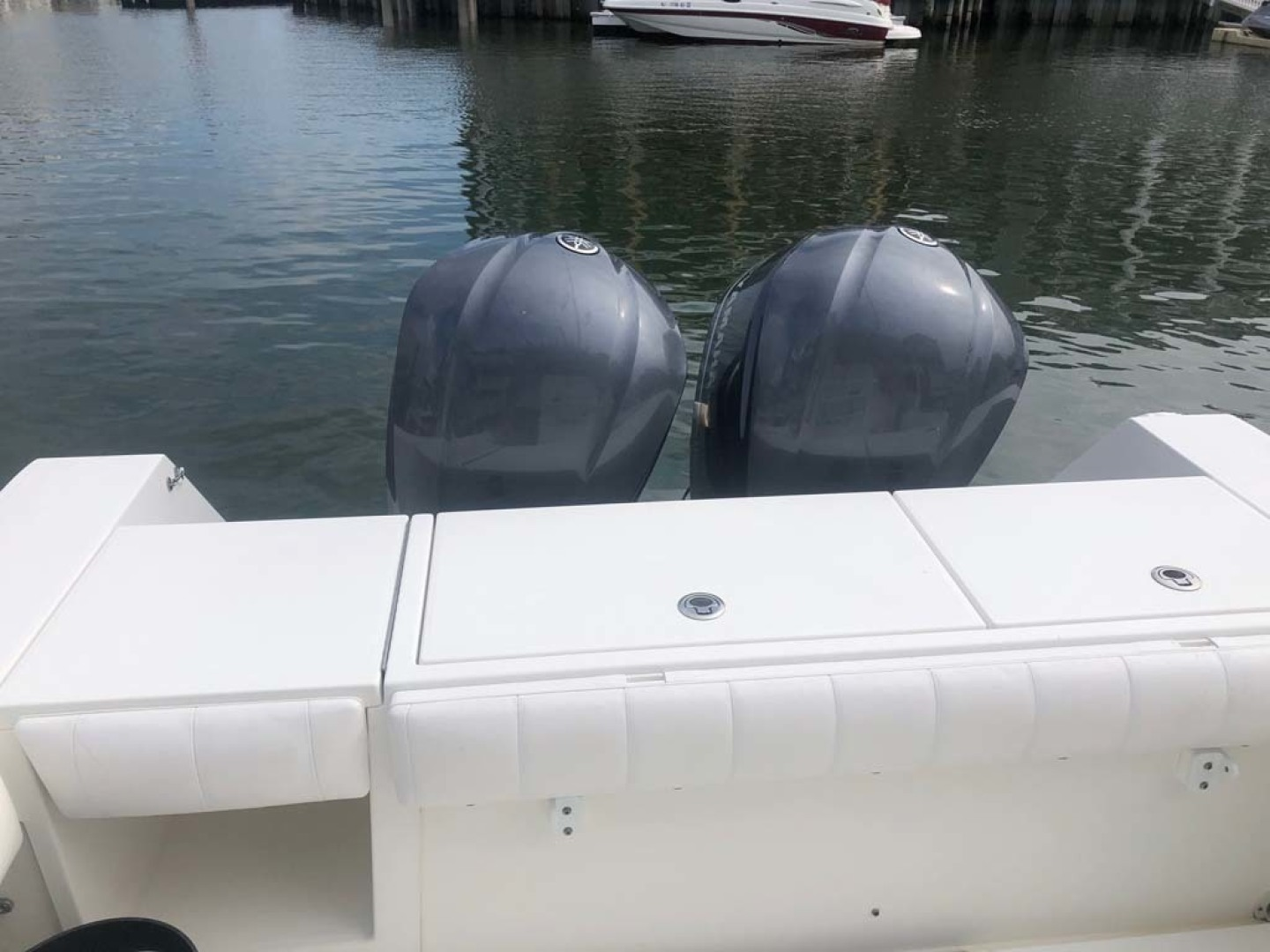 Regulator-Center Console 2011-Remedy Sea Isle-New Jersey-United States-Transom and Door-1476462   Thumbnail