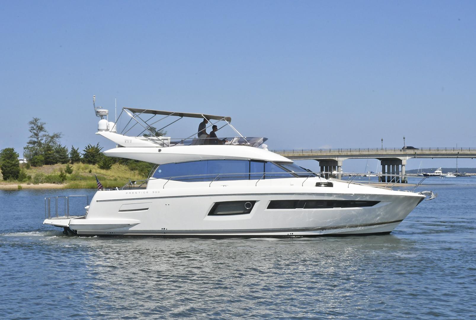 Prestige-500 Fly 2015-DIVERGENT Jupiter-Florida-United States-Starboard Side -1476788 | Thumbnail