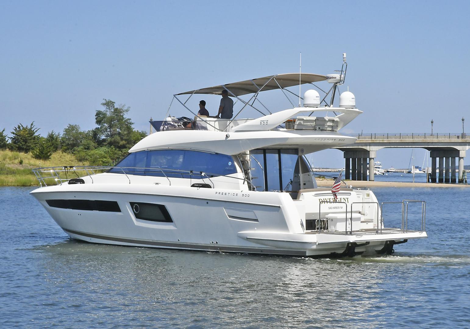 Prestige-500 Fly 2015-DIVERGENT Jupiter-Florida-United States-Port Side Stern -1476785 | Thumbnail