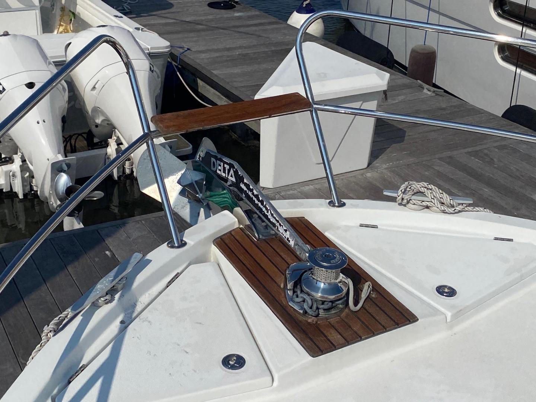 Beneteau-Swift Trawler 2016-Sea Escape Kiawah Island-South Carolina-United States-bow-anchor-1476737 | Thumbnail