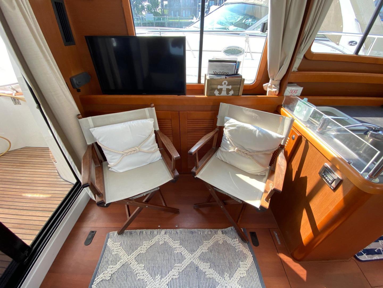 Beneteau-Swift Trawler 2016-Sea Escape Kiawah Island-South Carolina-United States-salon-seating-1476725 | Thumbnail