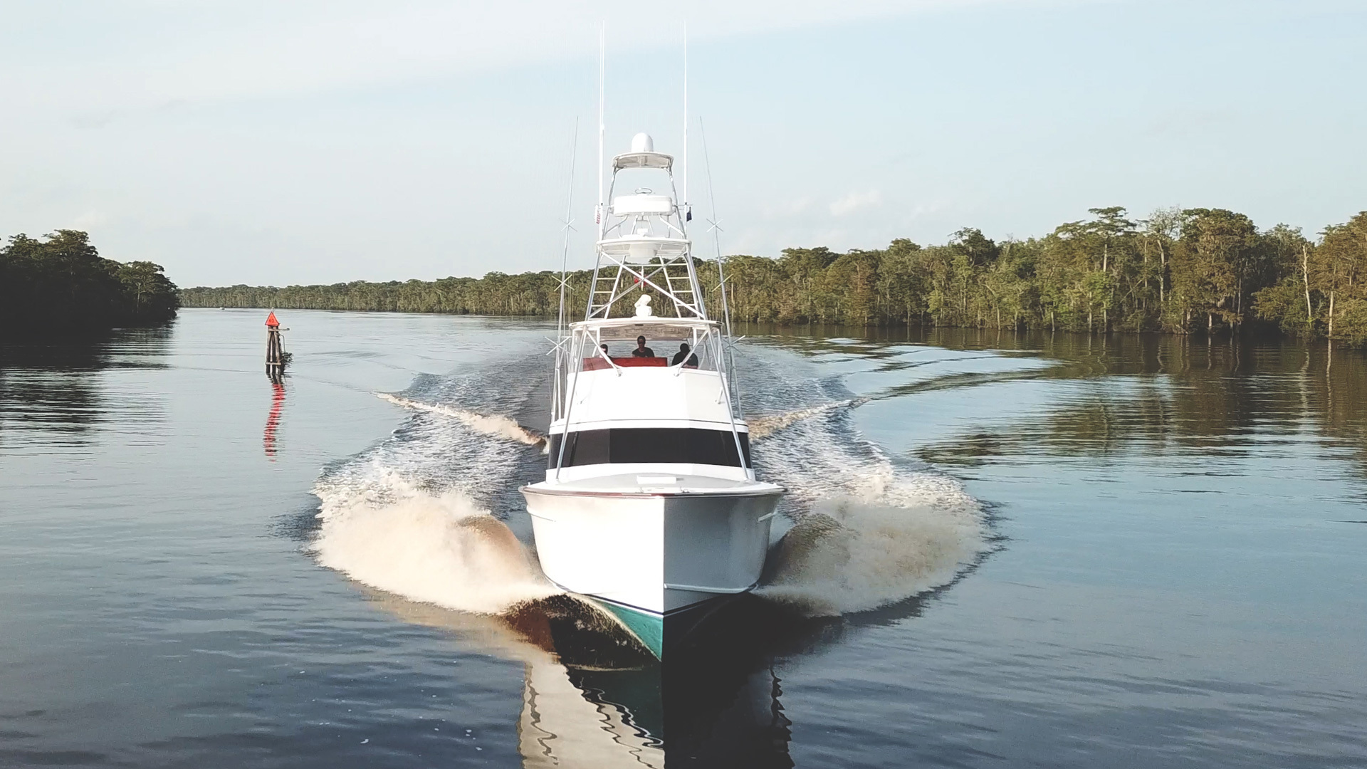 Rybovich-Convertible 2004-Blue Mile Fort Lauderdale-Florida-United States-1477493   Thumbnail
