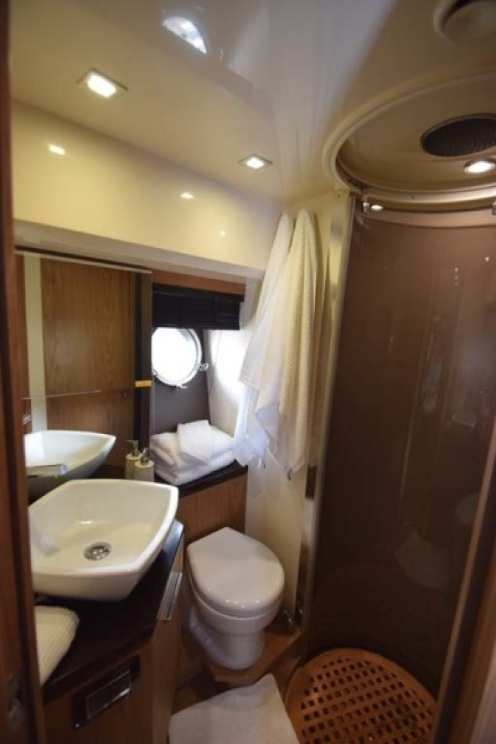 Sessa-C54 Express 2011 -Lighthouse Point-Florida-United States-Day Head for Guest Staterooms-1477112 | Thumbnail