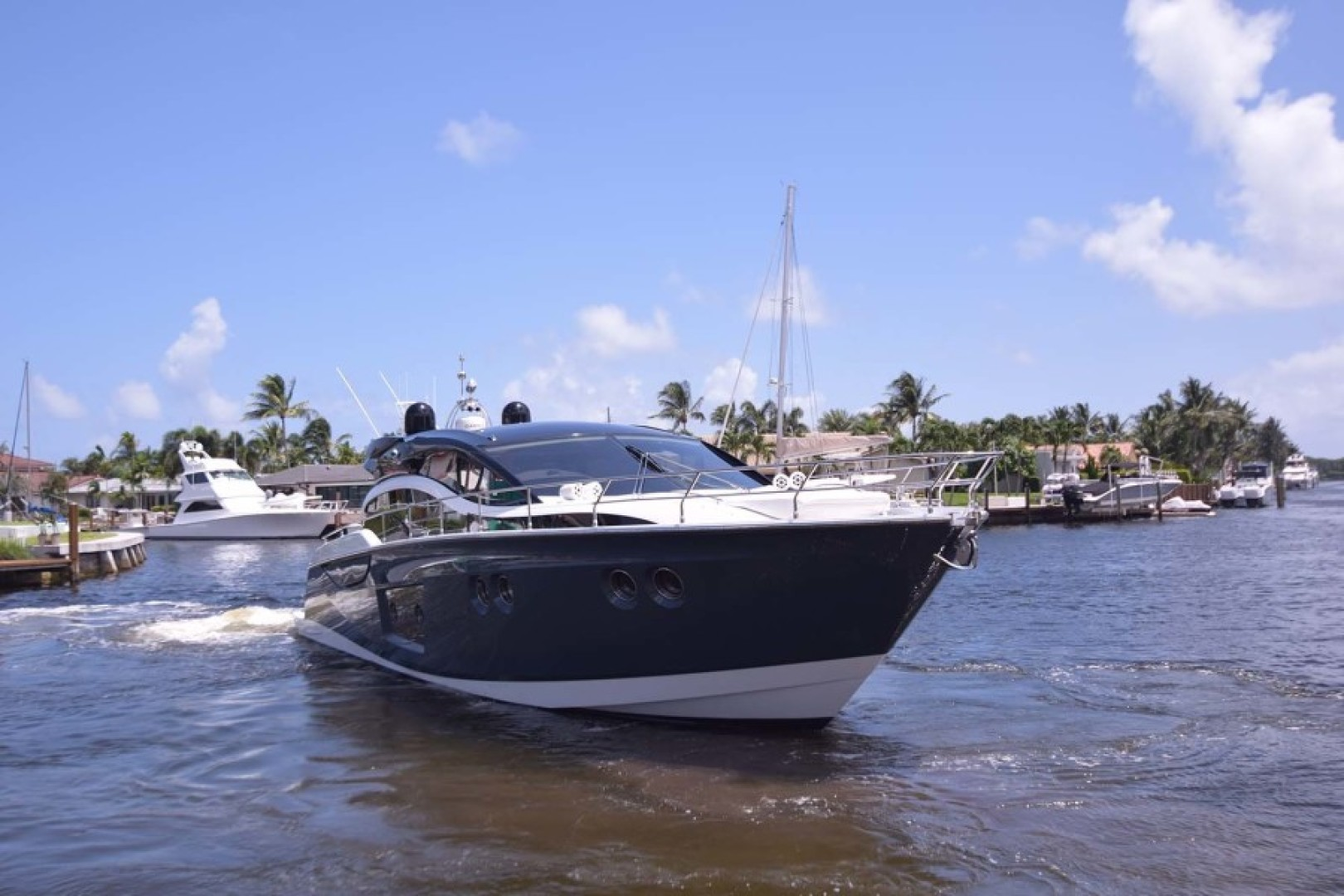 Sessa-C54 Express 2011 -Lighthouse Point-Florida-United States-Starboard Bow-1477127 | Thumbnail