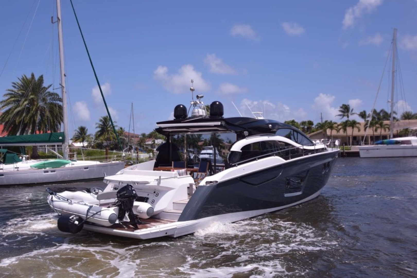 Sessa-C54 Express 2011 -Lighthouse Point-Florida-United States-Starboard Aft Quarter-1477132 | Thumbnail