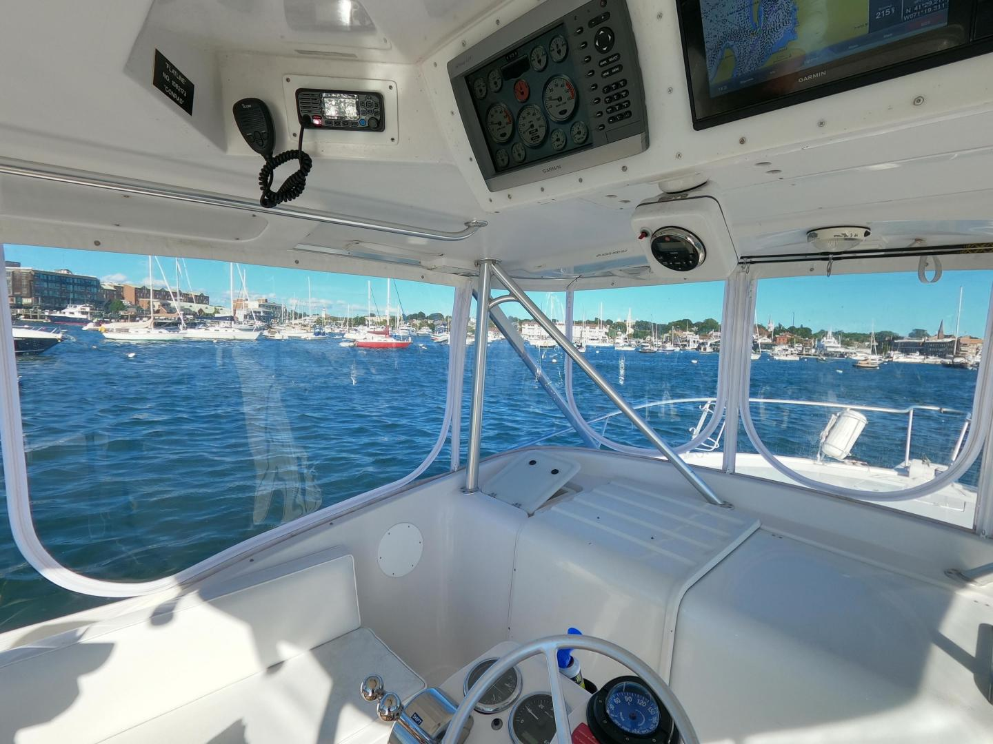 Luhrs-32 Open 1998 -Newport-Rhode Island-United States-1477699 | Thumbnail