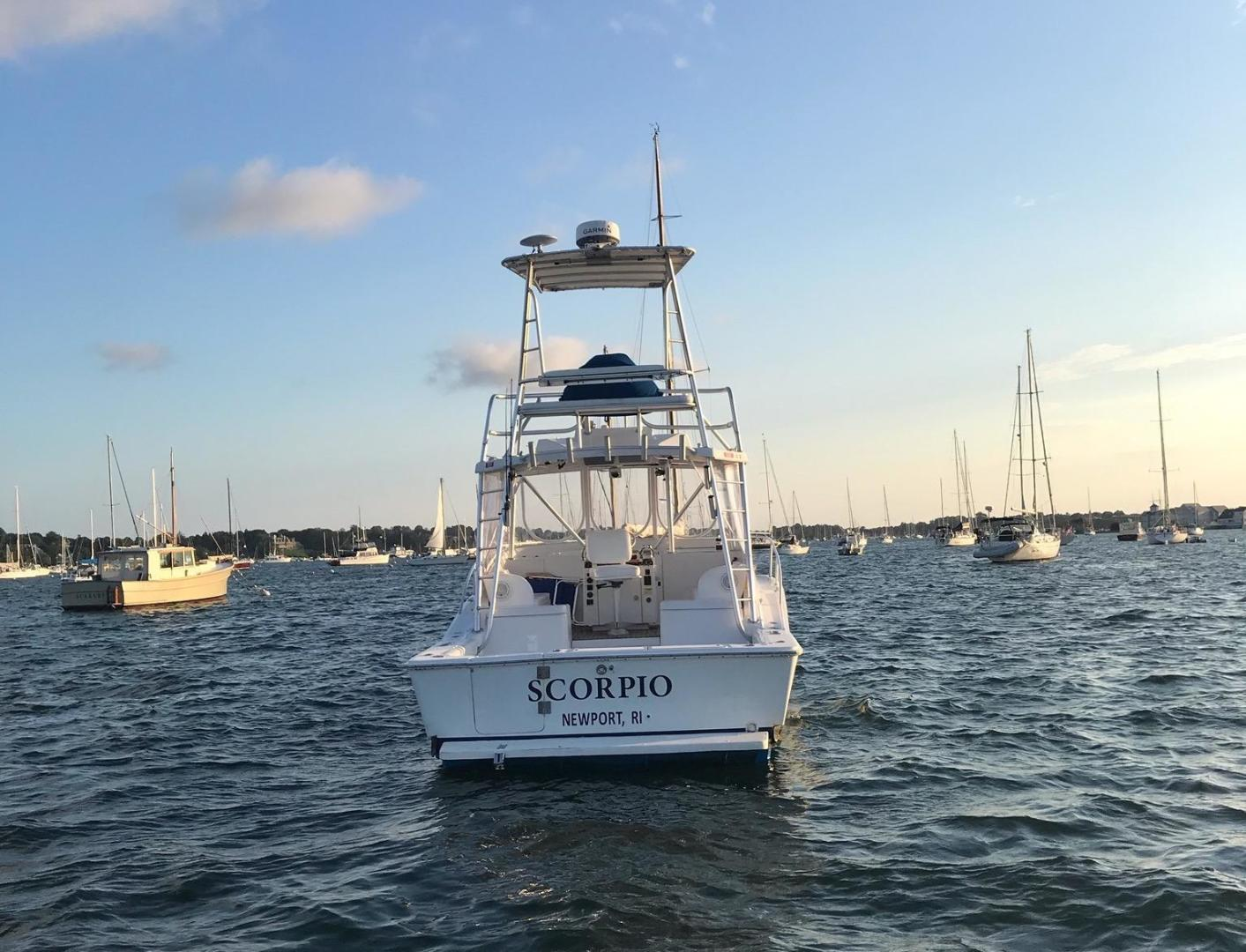 Luhrs-32 Open 1998 -Newport-Rhode Island-United States-1477687 | Thumbnail