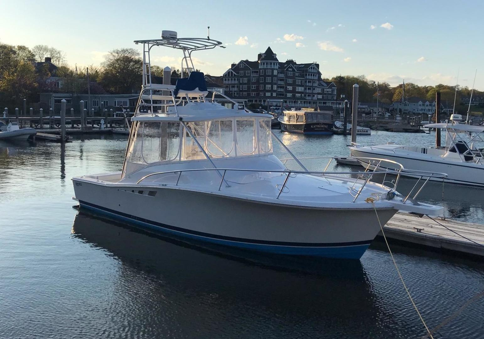 Luhrs-32 Open 1998 -Newport-Rhode Island-United States-1477690 | Thumbnail