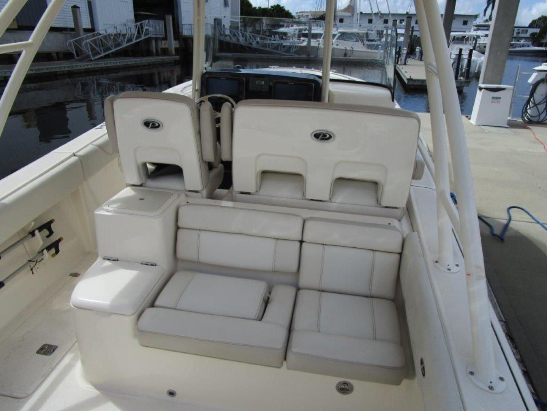 Pursuit-310 ST 2012-Gloriana III Fort Lauderdale-United States-Aft Seating-1477743 | Thumbnail