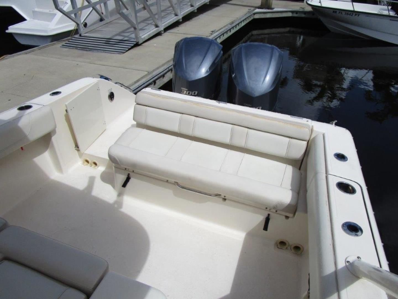 Pursuit-310 ST 2012-Gloriana III Fort Lauderdale-United States-Aft Seating-1477742 | Thumbnail