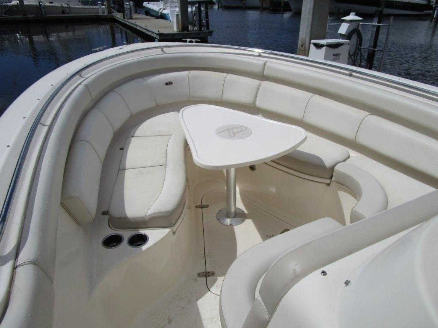 Pursuit-310 ST 2012-Gloriana III Fort Lauderdale-Florida-United States-Foredeck Seating-1477750 | Thumbnail