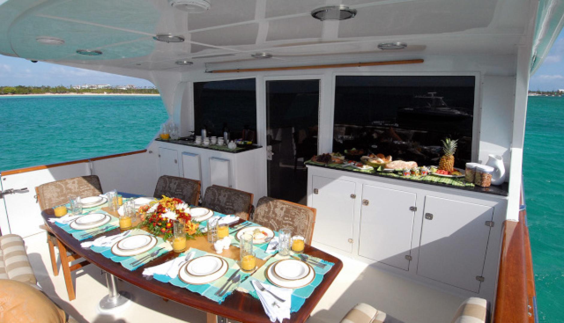 Broward-Motor Yacht 110 Pilothouse 1983-KALEEN Cole Bay-Sint Maarten (Dutch Part)-1482829 | Thumbnail