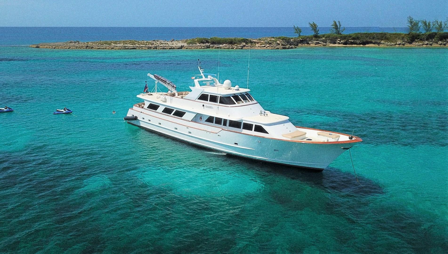 Broward-Motor Yacht 110 Pilothouse 1983-KALEEN Cole Bay-Sint Maarten (Dutch Part)-1482813 | Thumbnail