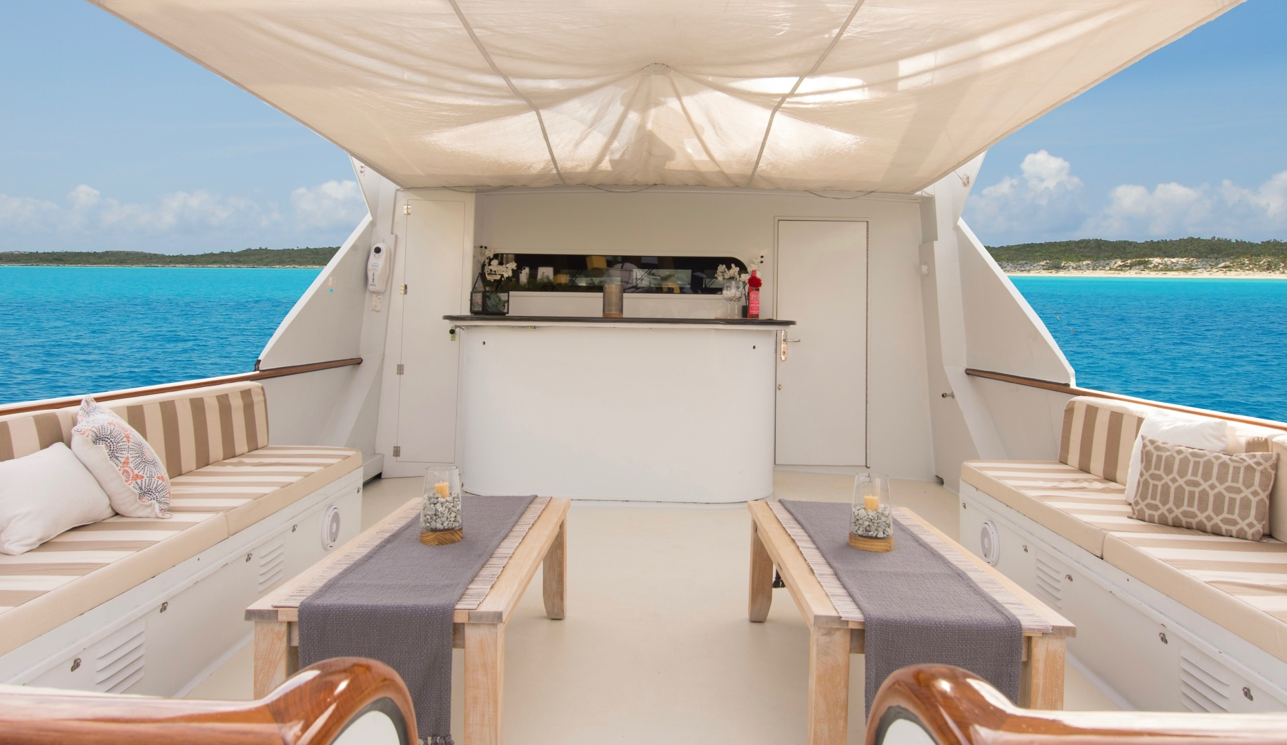 Broward-Motor Yacht 110 Pilothouse 1983-KALEEN Cole Bay-Sint Maarten (Dutch Part)-1482841 | Thumbnail