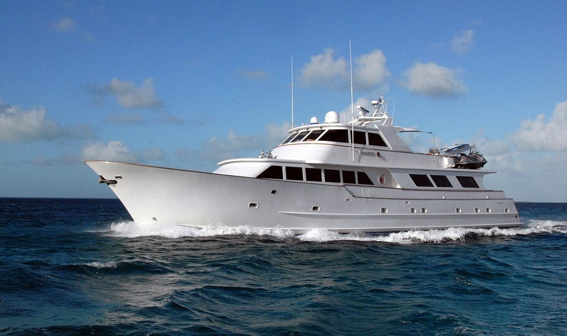 Broward-Motor Yacht 110 Pilothouse 1983-KALEEN Cole Bay-Sint Maarten (Dutch Part)-1482823 | Thumbnail