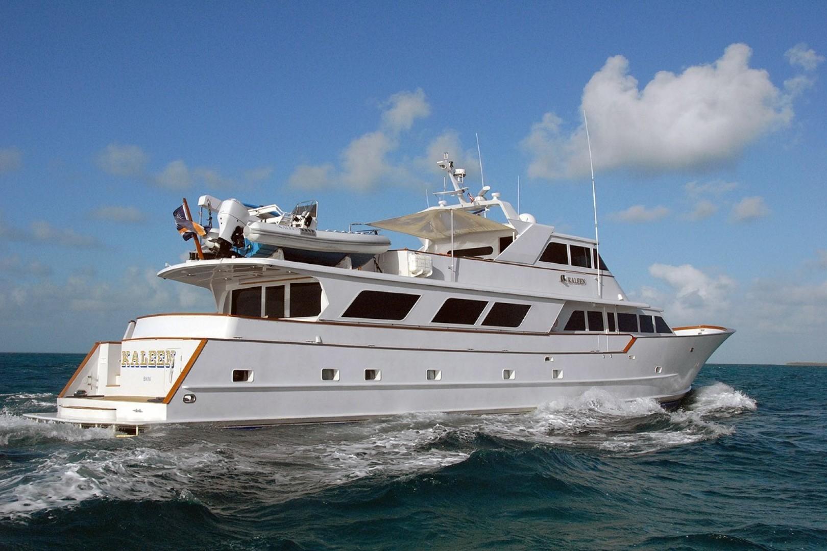 Broward-Motor Yacht 110 Pilothouse 1983-KALEEN Cole Bay-Sint Maarten (Dutch Part)-1482825 | Thumbnail