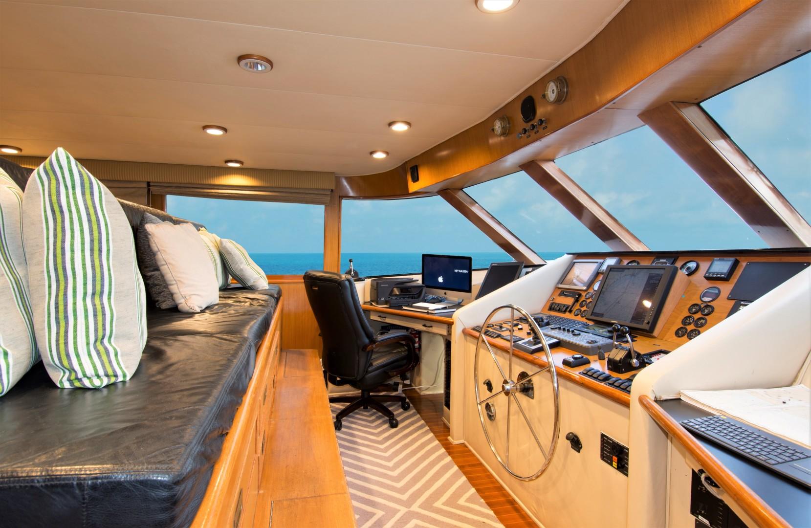 Broward-Motor Yacht 110 Pilothouse 1983-KALEEN Cole Bay-Sint Maarten (Dutch Part)-1482817 | Thumbnail