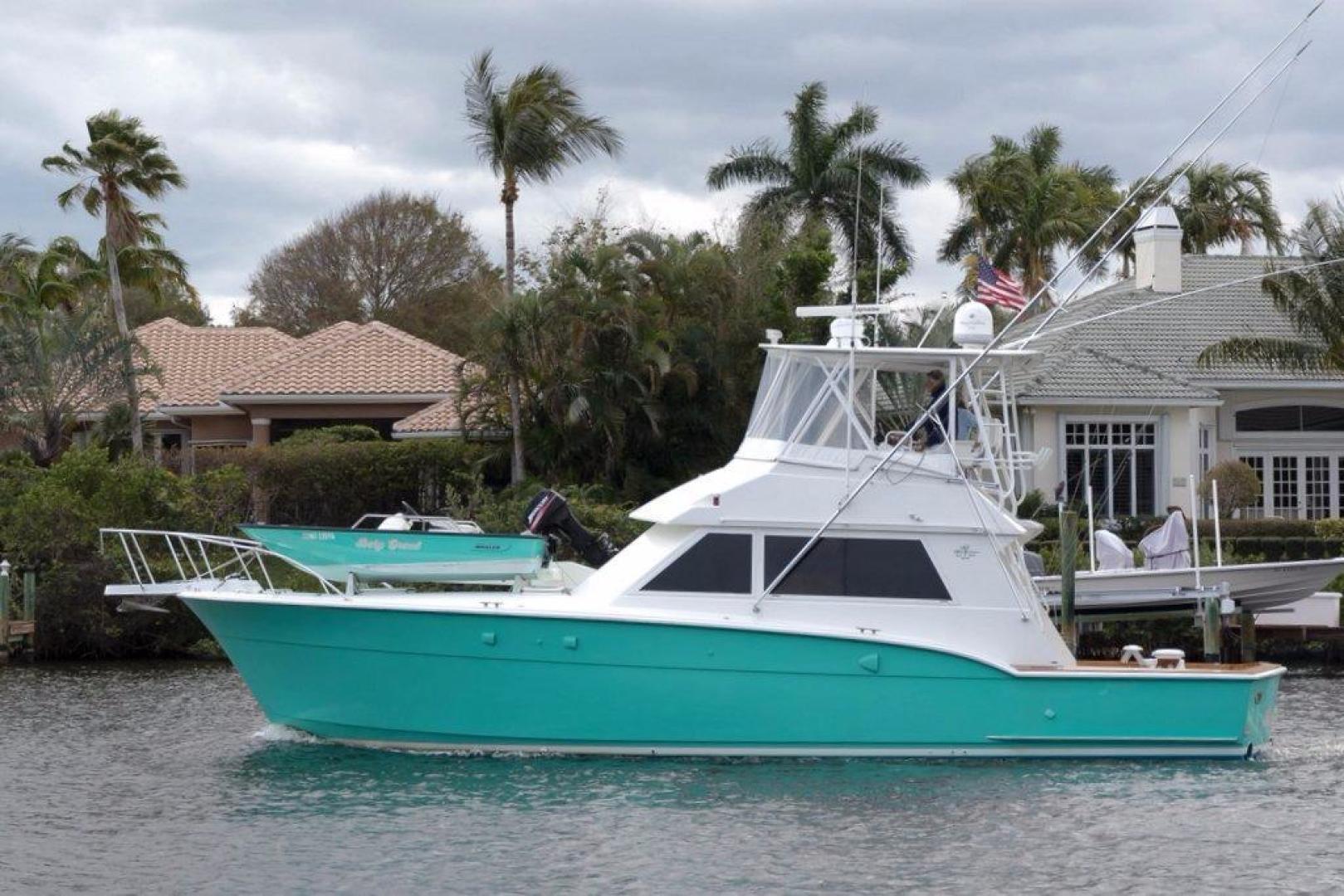 Hatteras 1987-BABY GRAND Key West-Florida-United States-1478453   Thumbnail