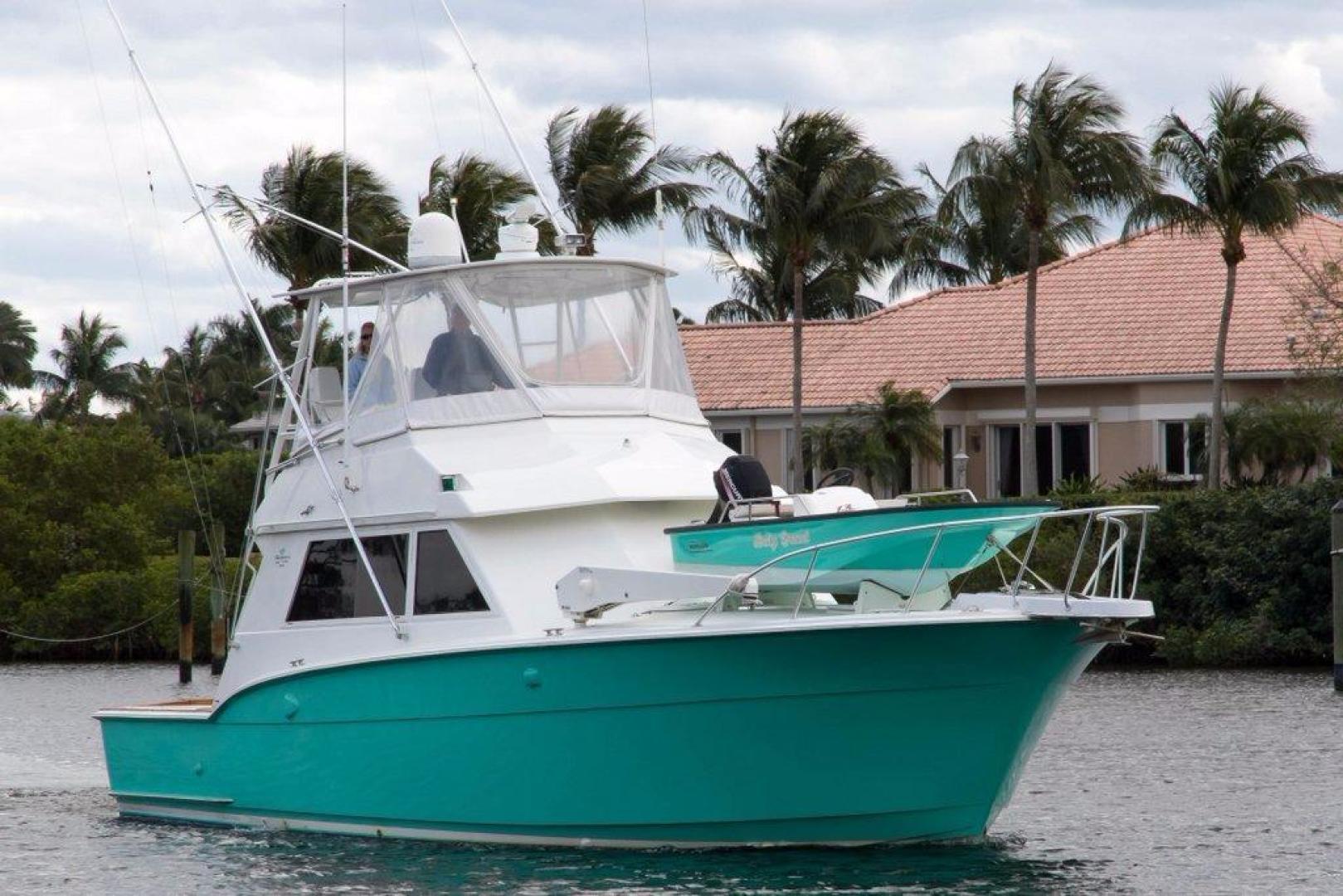 Hatteras 1987-BABY GRAND Key West-Florida-United States-1478455   Thumbnail