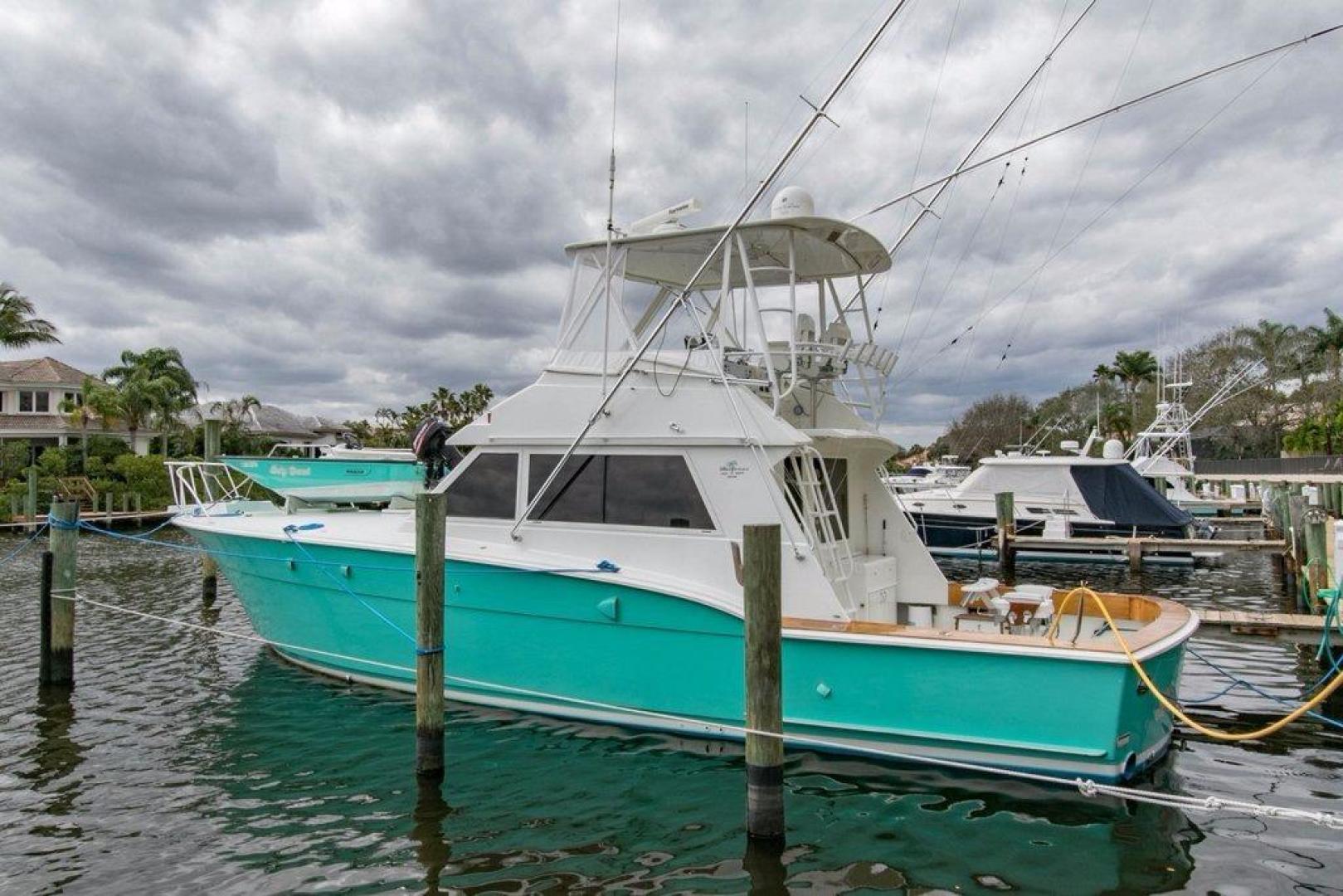 Hatteras 1987-BABY GRAND Key West-Florida-United States-1478515   Thumbnail
