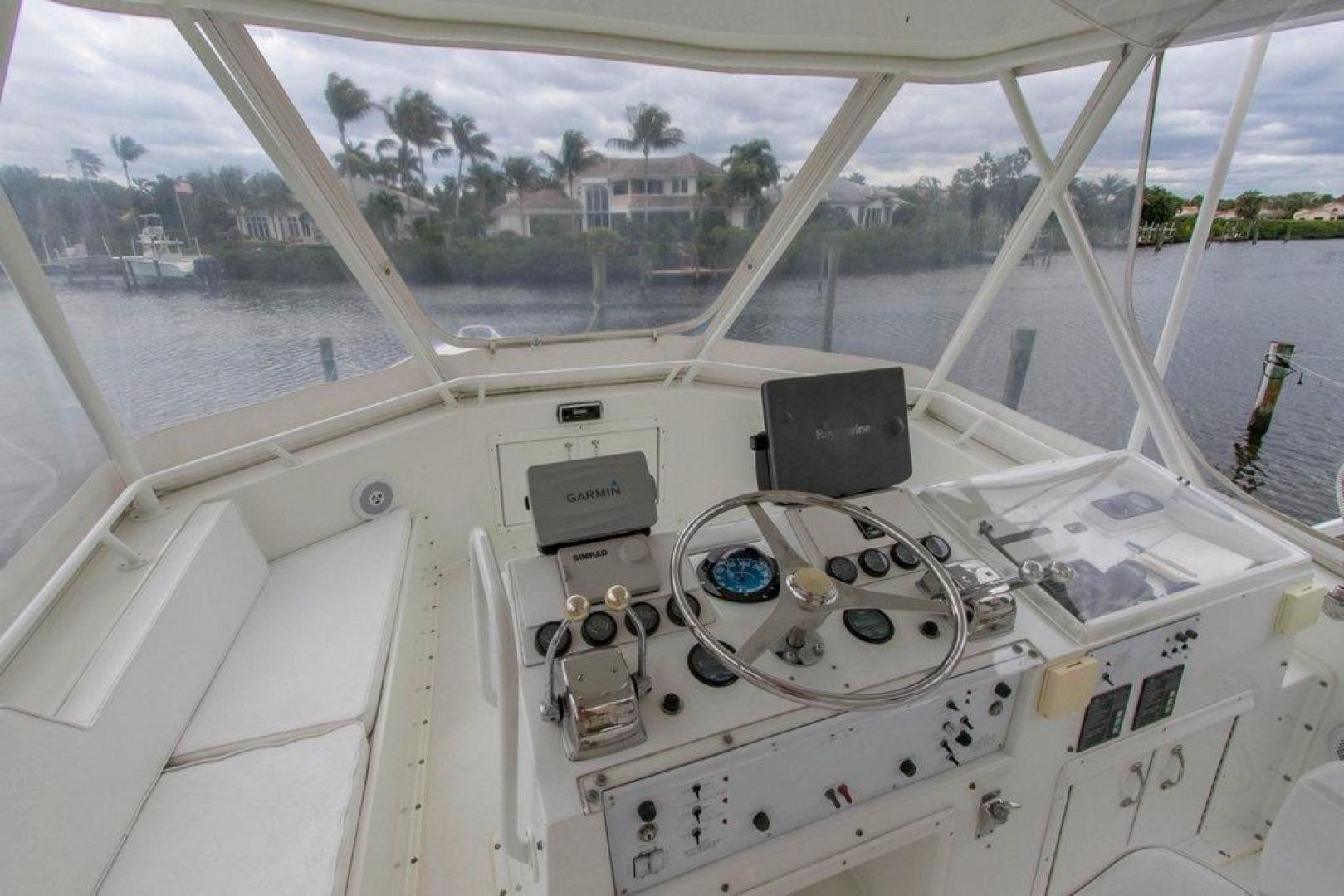 Hatteras 1987-BABY GRAND Key West-Florida-United States-1478499   Thumbnail