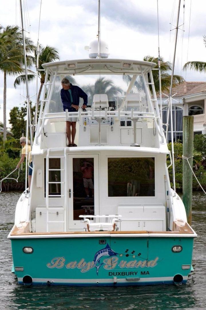 Hatteras 1987-BABY GRAND Key West-Florida-United States-1478459   Thumbnail