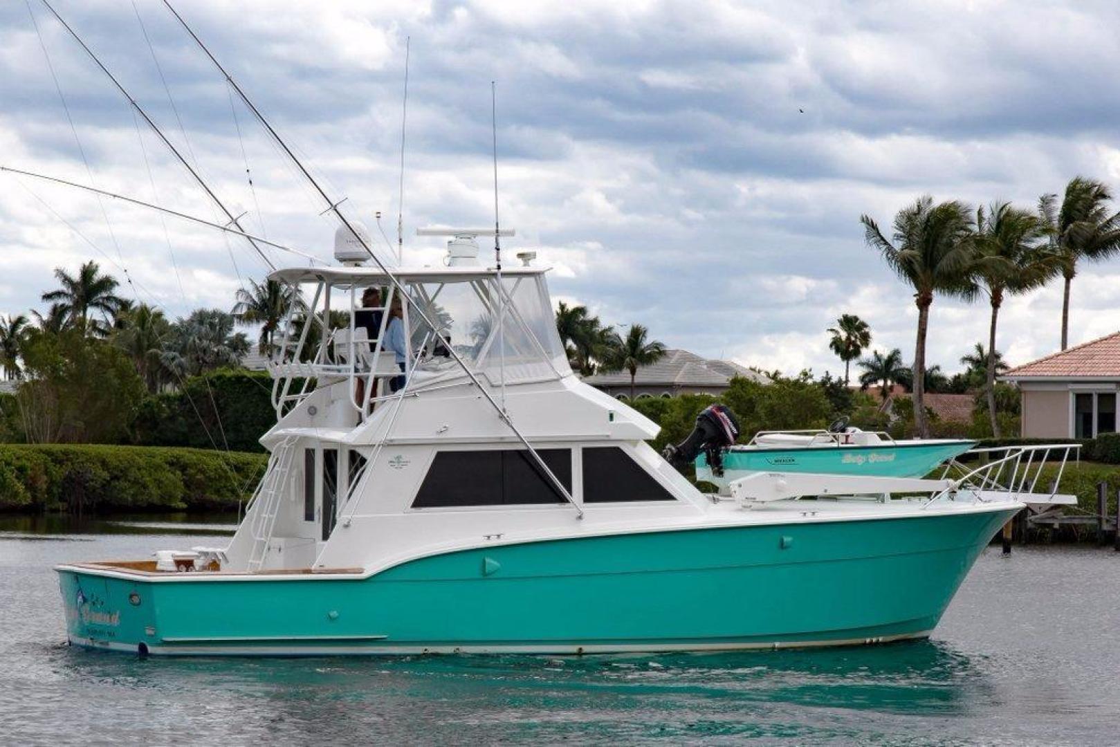 Hatteras 1987-BABY GRAND Key West-Florida-United States-1478456   Thumbnail