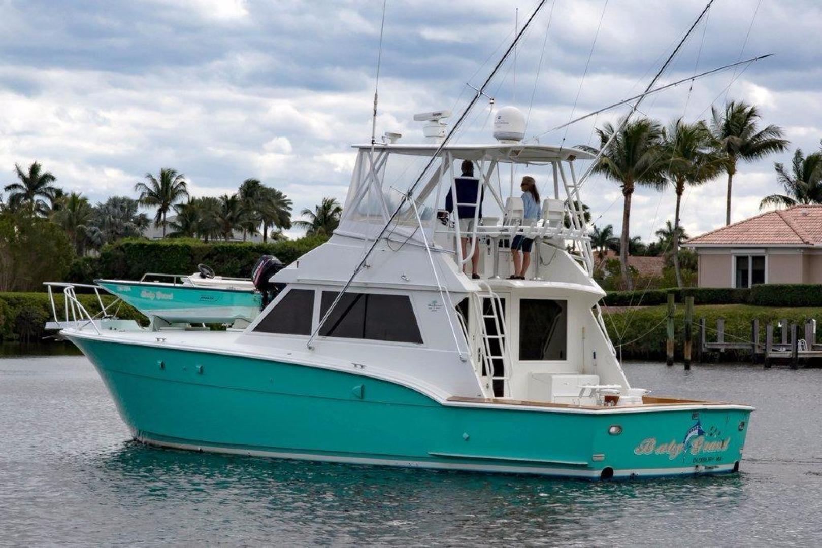 Hatteras 1987-BABY GRAND Key West-Florida-United States-1478458   Thumbnail