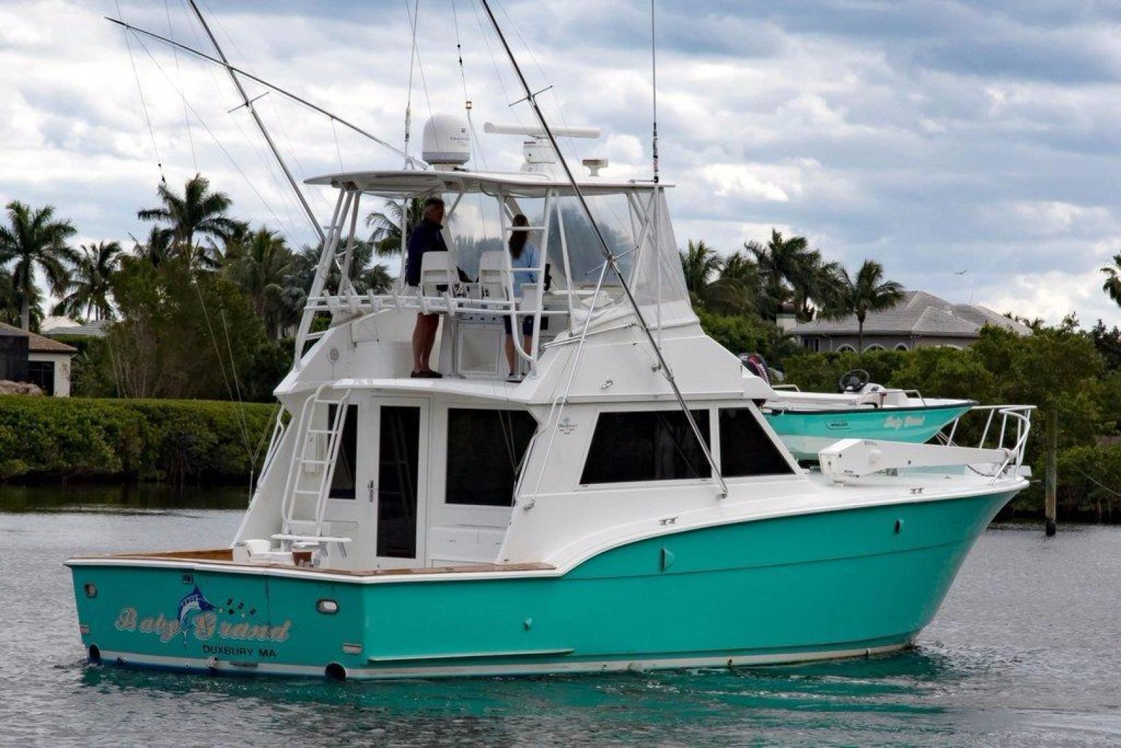 Hatteras 1987-BABY GRAND Key West-Florida-United States-1478457   Thumbnail