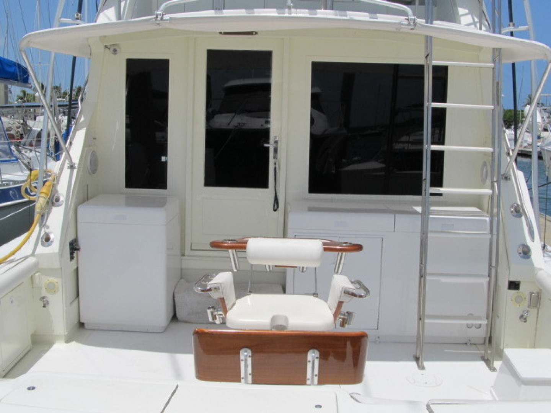 Bertram-Convertible 1983-MD on Board Miami-Florida-United States-42 Cockpit-1480044   Thumbnail