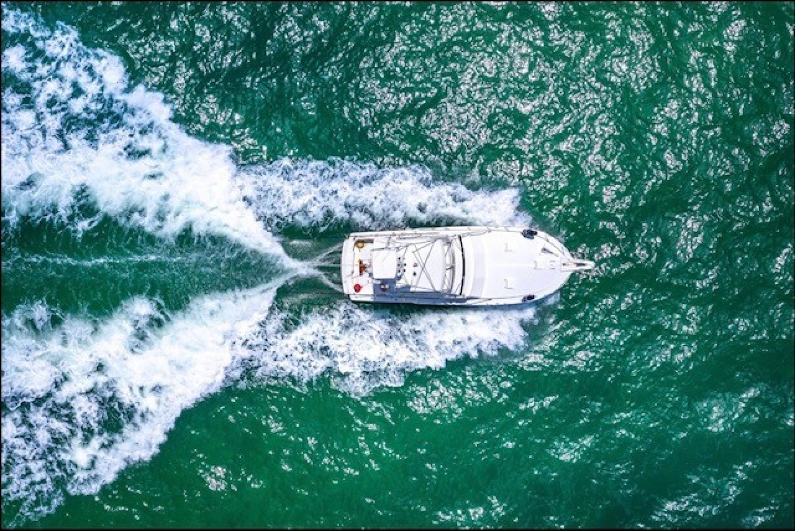 Bertram-Convertible 1983-MD on Board Miami-Florida-United States-Birds Eye View-1480050   Thumbnail