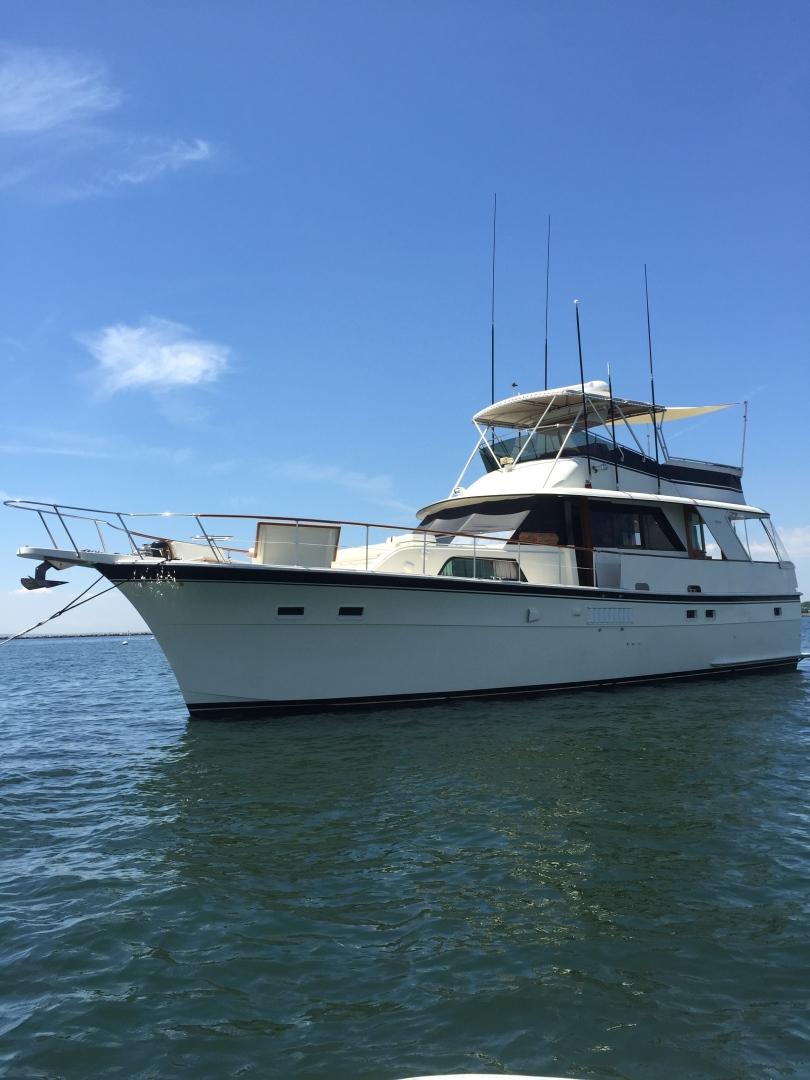 53' Hatteras 1978 Motor Yacht Motor Yacht