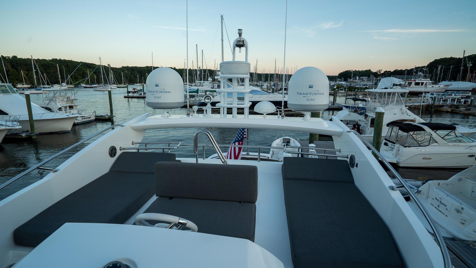 Sunseeker-Motor yacht 2012-JIMBO New Port-Rhode Island-United States-1480152 | Thumbnail