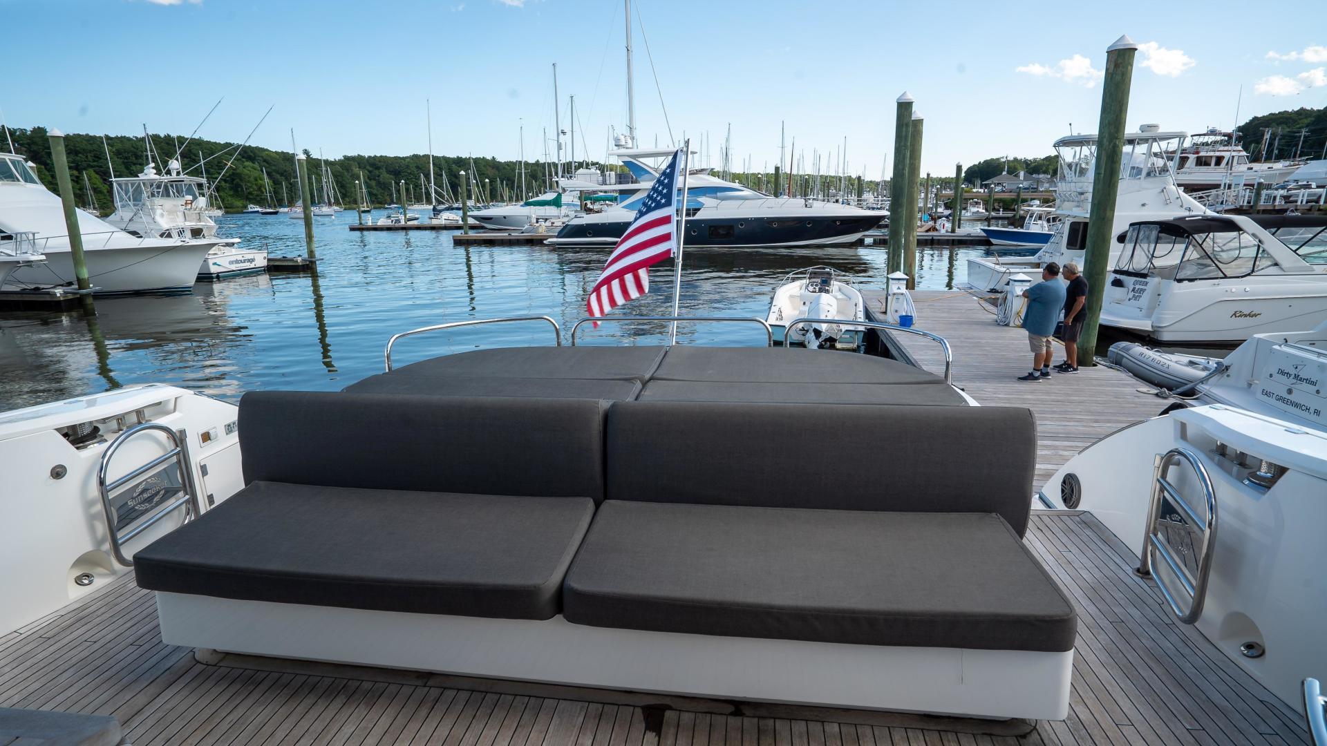Sunseeker-Motor yacht 2012-JIMBO New Port-Rhode Island-United States-1480138 | Thumbnail