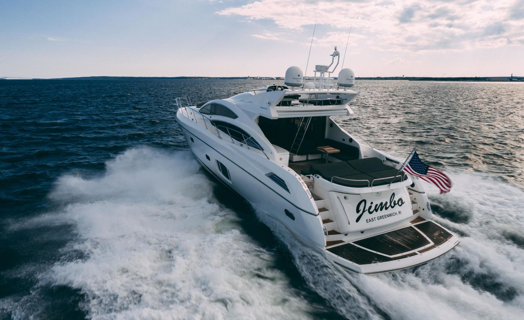Sunseeker-Motor yacht 2012-JIMBO New Port-Rhode Island-United States-1480130 | Thumbnail