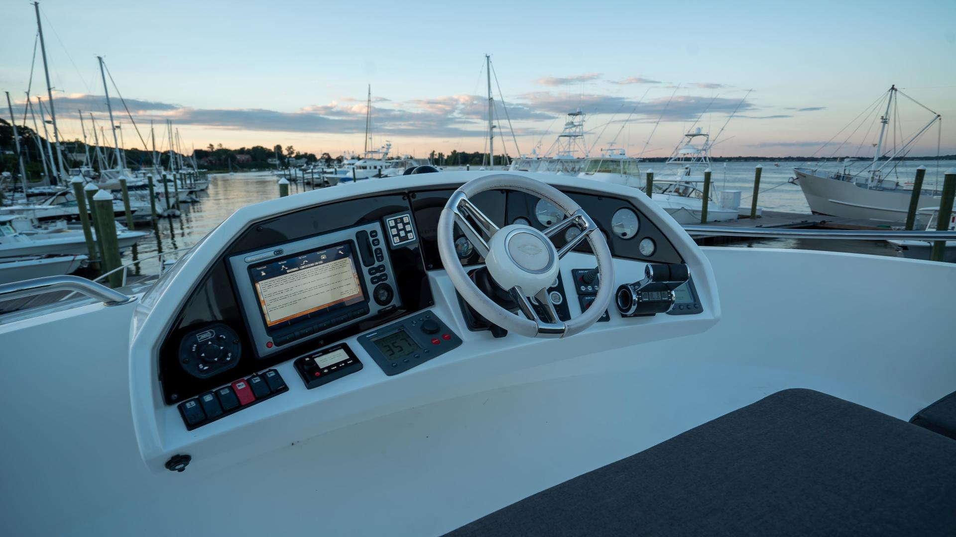 Sunseeker-Motor yacht 2012-JIMBO New Port-Rhode Island-United States-1480151 | Thumbnail