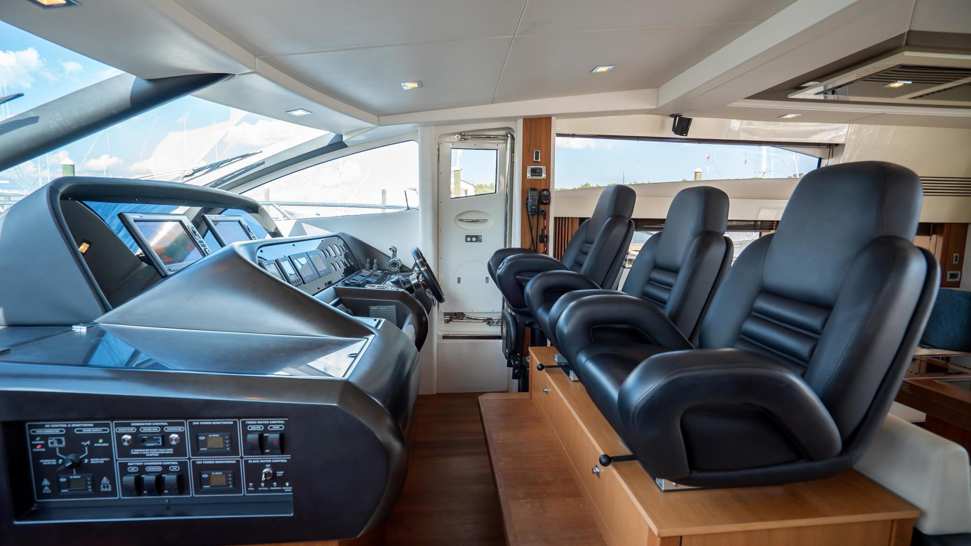 Sunseeker-Motor yacht 2012-JIMBO New Port-Rhode Island-United States-1480230 | Thumbnail