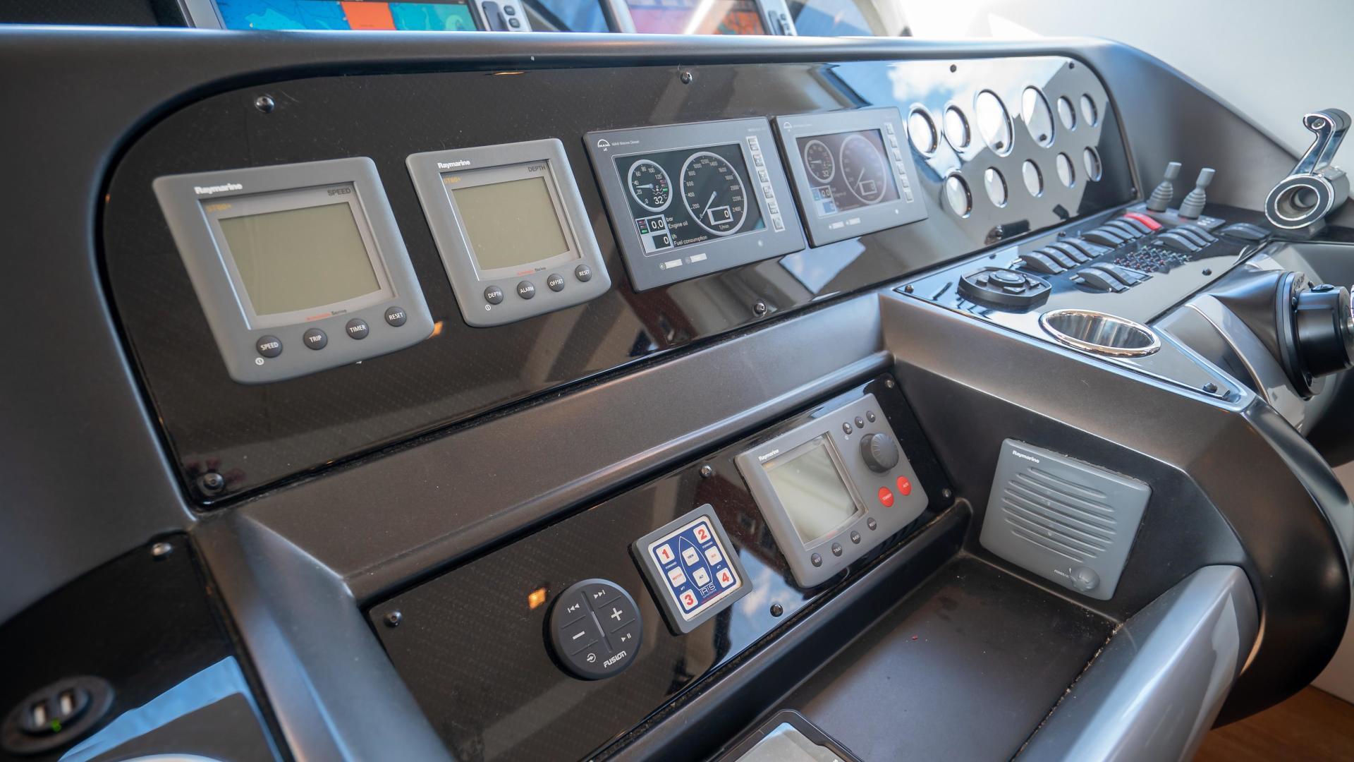 Sunseeker-Motor yacht 2012-JIMBO New Port-Rhode Island-United States-1480248   Thumbnail