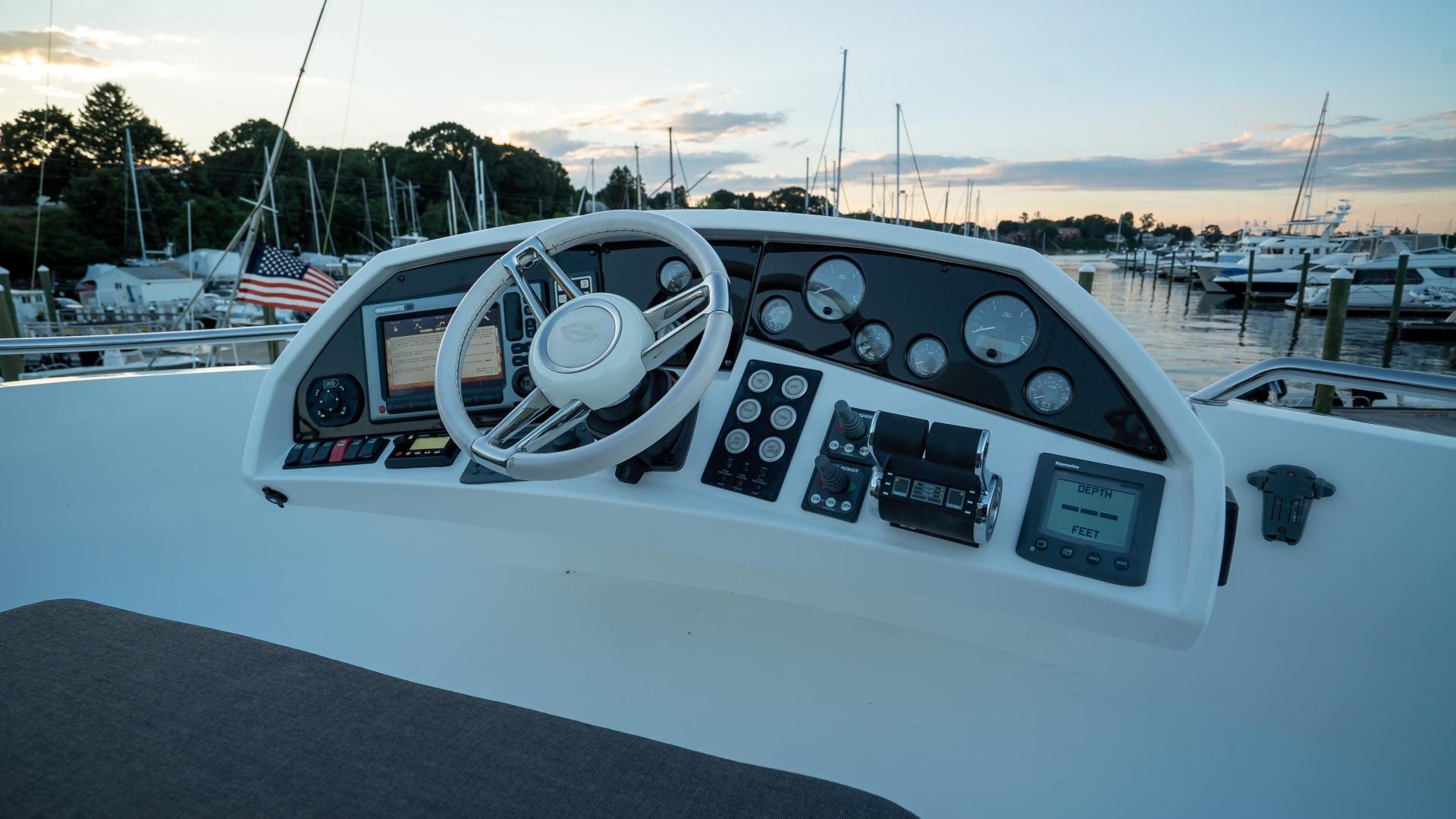 Sunseeker-Motor yacht 2012-JIMBO New Port-Rhode Island-United States-1480150 | Thumbnail