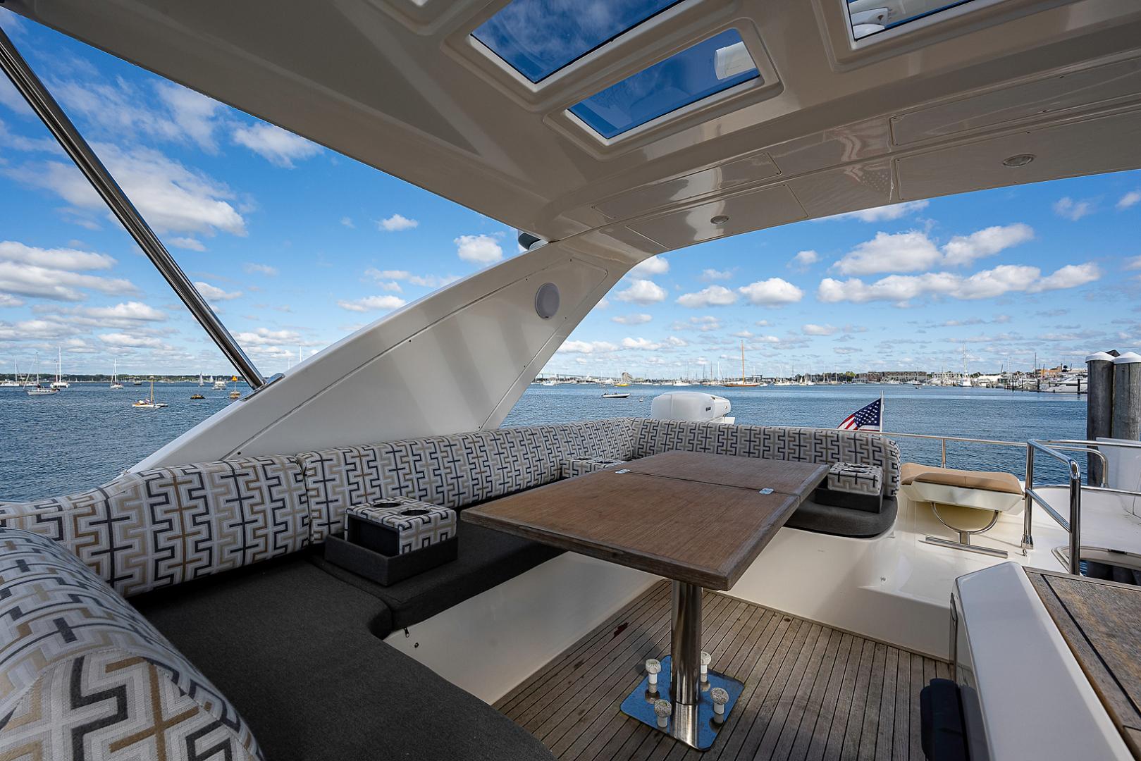 Azimut-58 Fly Motor Yacht 2011-Nova Fort Lauderdale-Florida-United States-58_azimut_nova__flybridge24-1490511 | Thumbnail