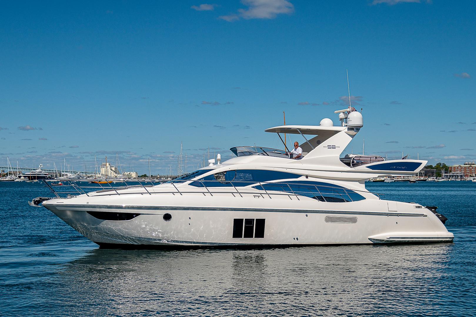 Azimut-58 Fly Motor Yacht 2011-Nova Fort Lauderdale-Florida-United States-58_azimut_nova__profiles10-1490550 | Thumbnail