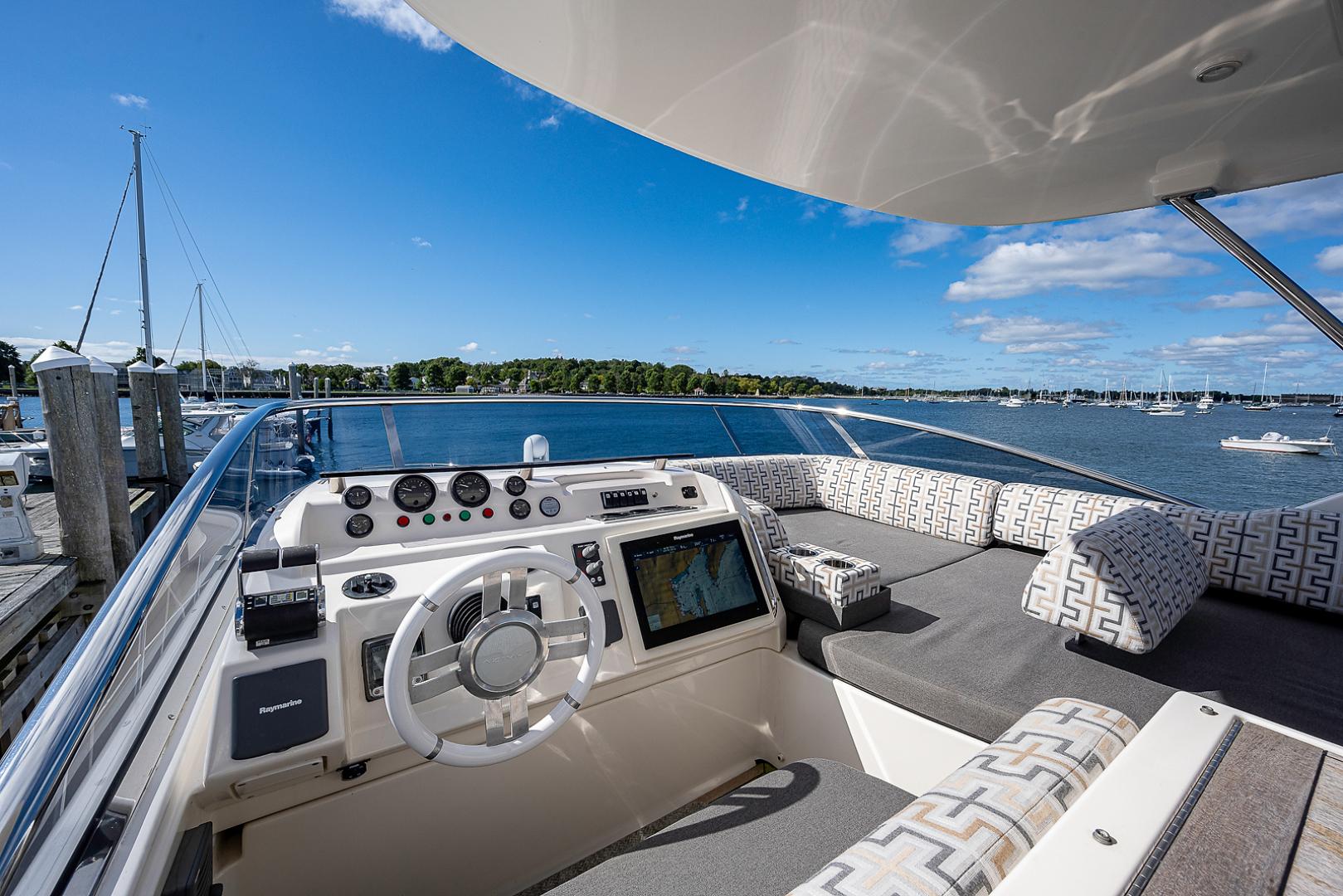 Azimut-58 Fly Motor Yacht 2011-Nova Fort Lauderdale-Florida-United States-58_azimut_nova__flybridge33-1490519 | Thumbnail