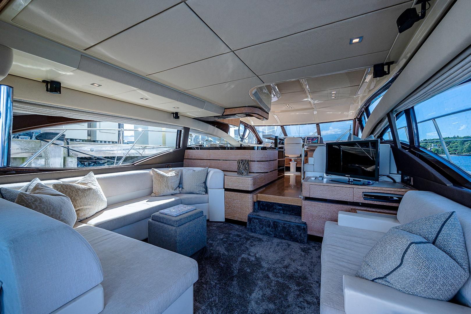 Azimut-58 Fly Motor Yacht 2011-Nova Fort Lauderdale-Florida-United States-58_azimut_nova__salon10-1490467 | Thumbnail